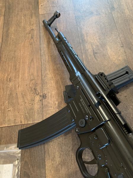 gsg stg 44 Semi-Auto .22  Rifles