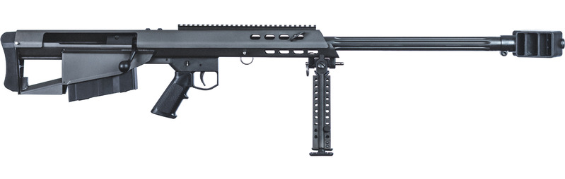 Barrett M95 Bolt Action  .50 BMG Rifles