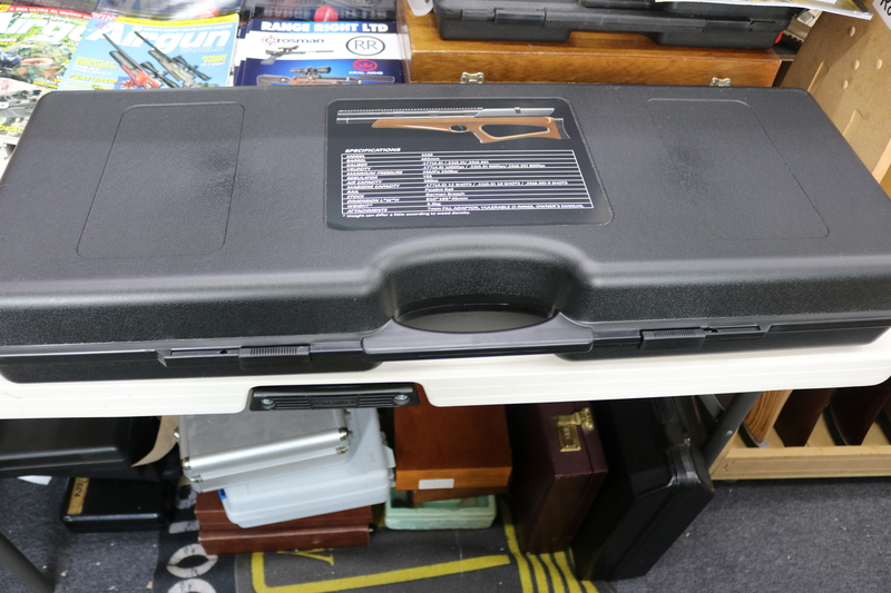 snowpeak M40s .177 undefined Air Rifles