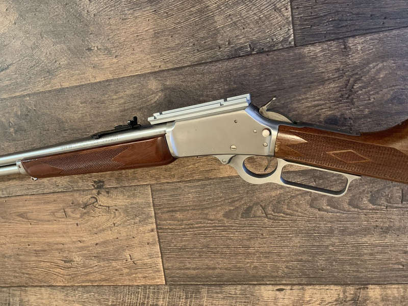Marlin 1894 SS Lever action .44  Rifles