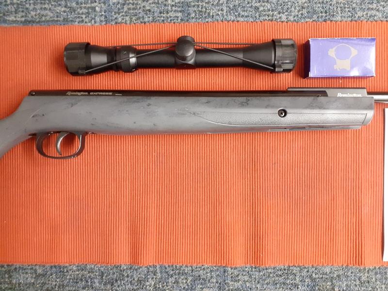 Remington EXPRESS XP TACTICAL .22  Air Rifles