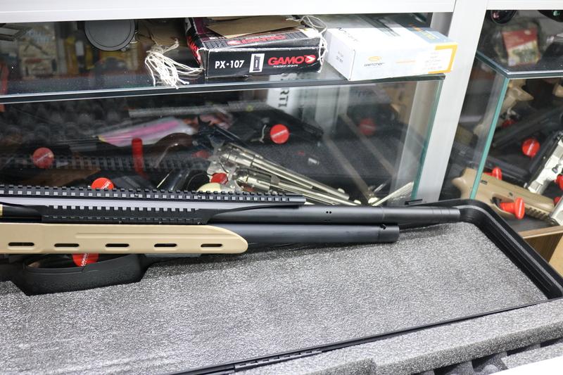 snowpeak m50   Air Rifles