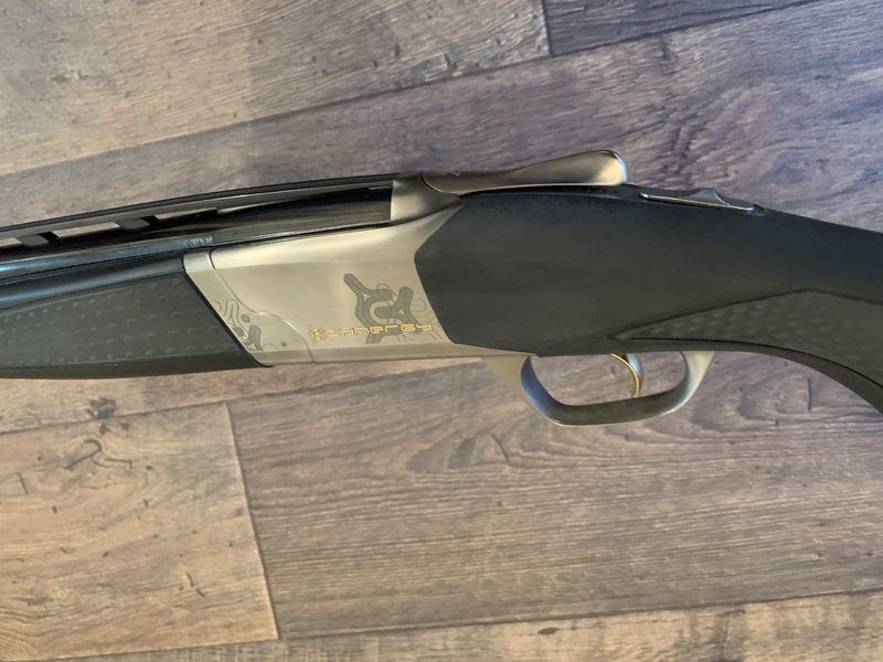 Browning Cynergy Sporting 12 Bore/gauge  Over and under