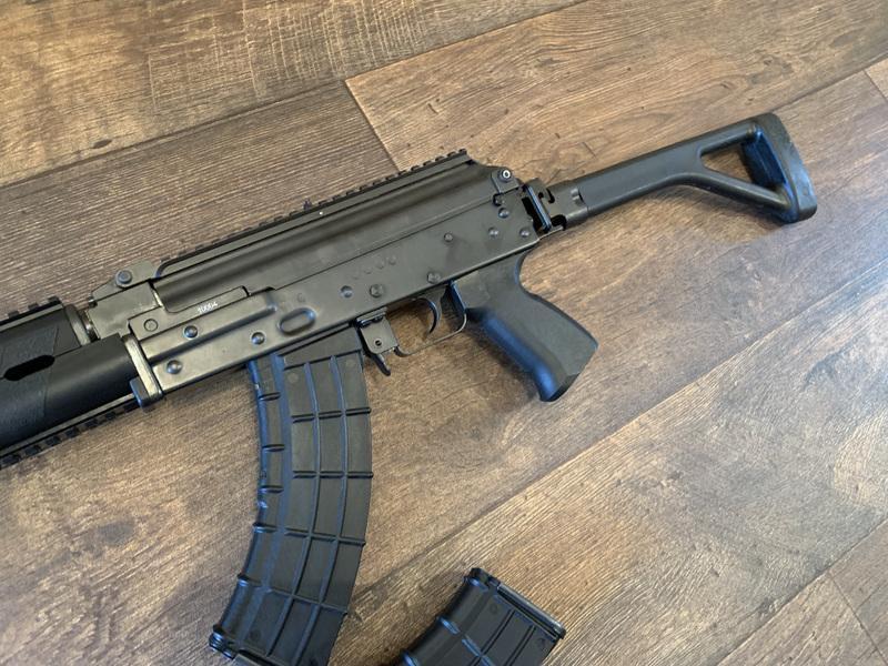 Zastava Ak47  M70 Straight Pull  7.62x39 Rifles