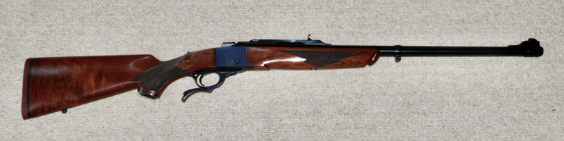 Ruger No. 1 Falling Block Rifle Single Shot .375  Rifles