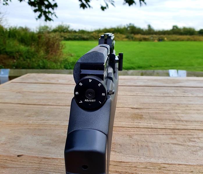 FX Wildcat MK3 .22  Air Rifles