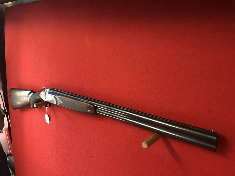 Franchi  12 Bore/gauge  Over and under