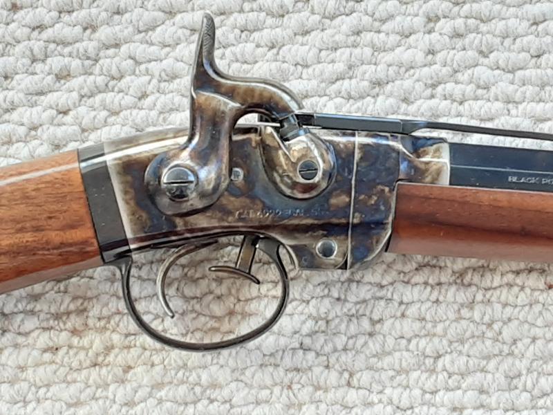 Pieta .50 Cal Smith Carbine Breach Loader Single Shot .50  Rifles