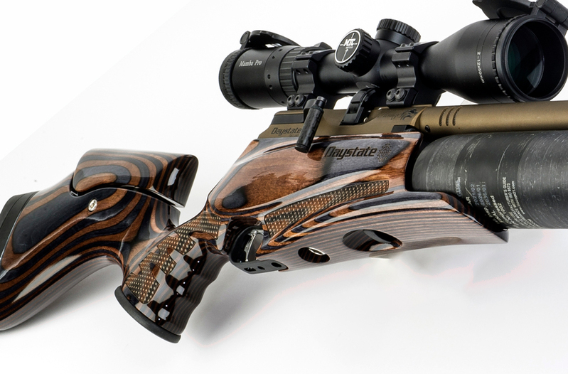 Daystate RED WOLF HERITAGE .177  Air Rifles