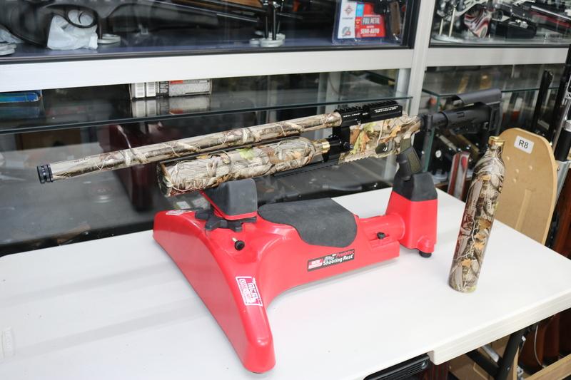 Kral JUMBO HI CAP .177  Air Rifles