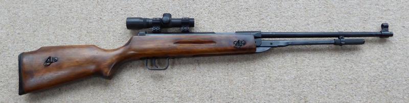 SMK - Sportsmarketing B4-4 .22  Air Rifles