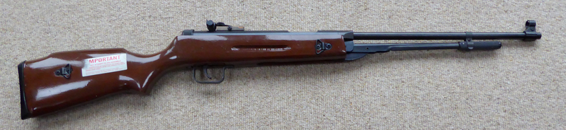 SMK - Sportsmarketing BAM .22  Air Rifles