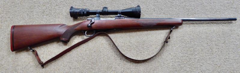 Ruger M77 Bolt Action .22 .22/250 Rifles