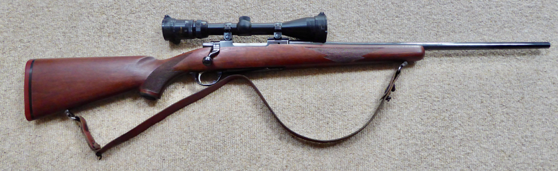 Ruger M77 Bolt Action .22 .22/250 Rifles
