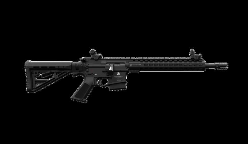 Schmeisser SP M4FL Straight Pull .223  Rifles