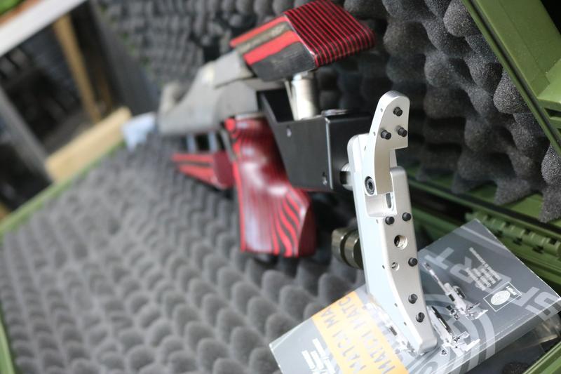 Steyr LG110 .177  Air Rifles