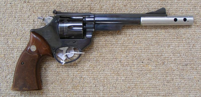 Astra Model 690 .38 Humane Killers