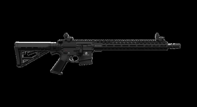 Schmeisser SP M5FL Straight Pull .223  Rifles