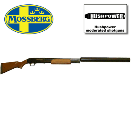 Mossberg Hushpower 410 Bore/gauge  Pump Action