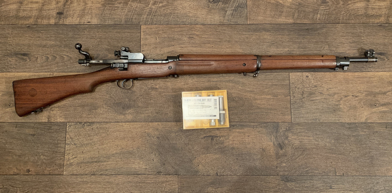 Remington Pattern 1914 P14 Bolt Action .303  Rifles