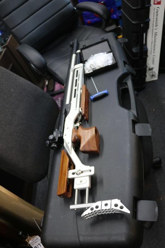 tesro RS 100 .177  Air Rifles