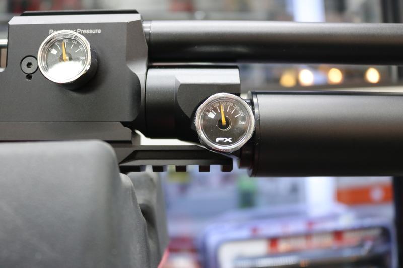 FX DREAMLINE LIGHT COMPACT .177  Air Rifles
