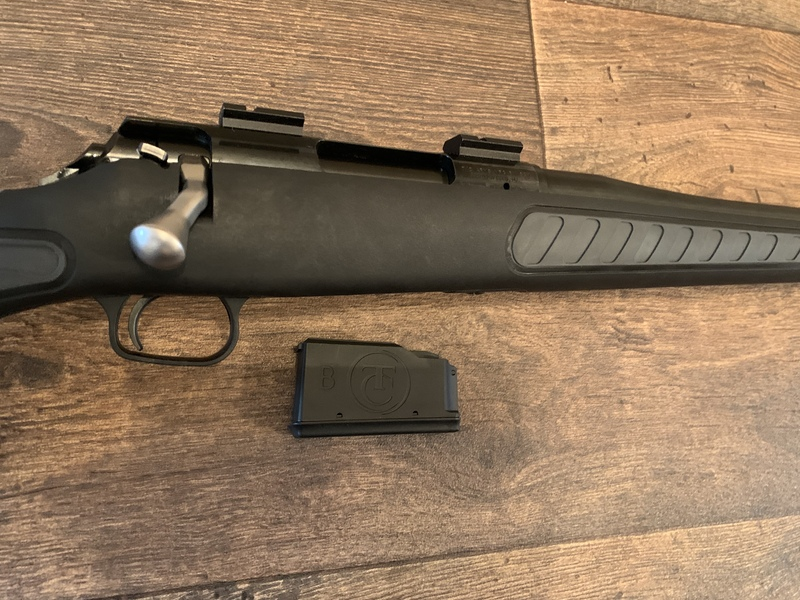 thompson centre  Bolt Action .308  Rifles