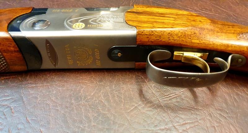 Beretta 682 Gold E Sporter 12 Bore/gauge  Over and under
