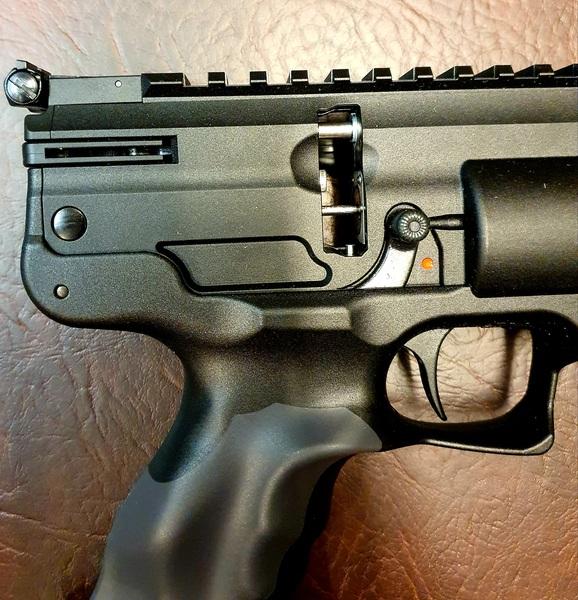 Weihrauch HW44 .177  Air Pistols