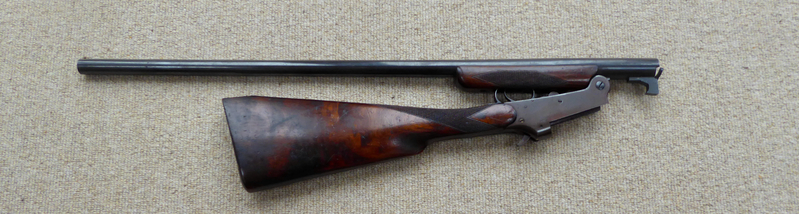 Cogswell & Harrison Single Barrel Folding Shotgun 12 Bore/gauge  Single Barrel