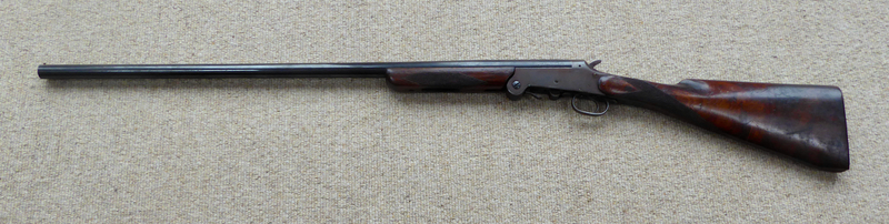 Cogswell & Harrison Single Barrel Folding Shotgun 12 Bore/gauge  Single Barrel