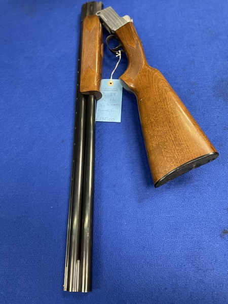 Investarms  12 Bore/gauge  Over and under