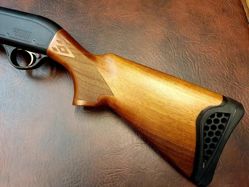 Hatsan Arms Escort Youth Junior Stock 20 Bore/gauge  Semi-Auto