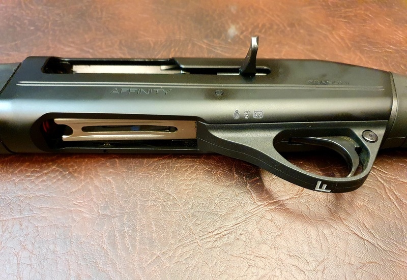 Franchi Affinity One Black Synthetic LH 12 Bore/gauge  Semi-Auto