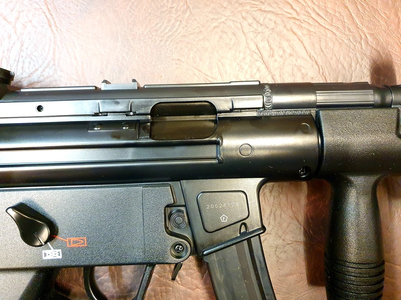 Umarex Heckler-Koch MP5 .177  Air Pistols