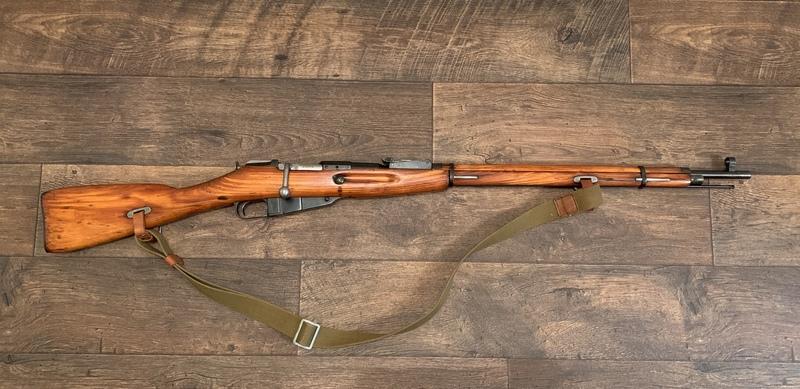 Mosin Nagant 91/30 PE Sniper Bolt Action  7.62x54r Rifles