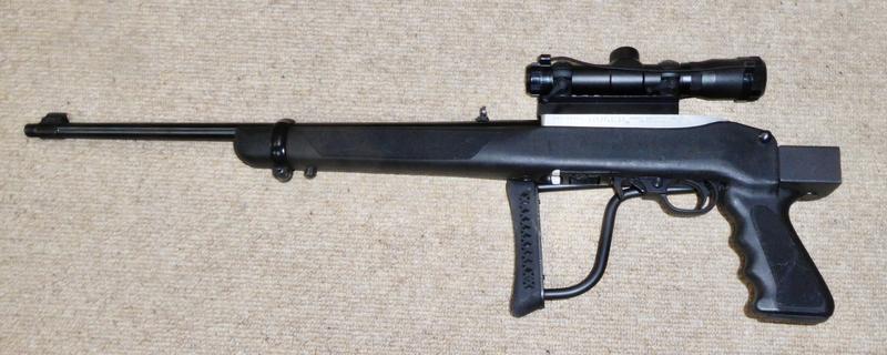 Ruger 10/22 Semi-Auto .22  Rifles