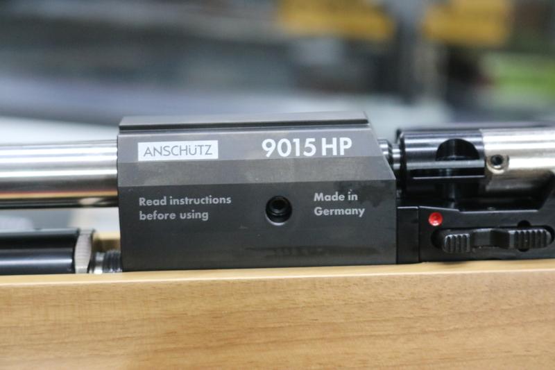 ANSHUTZ 9015 HPBR50 .177  Air Rifles