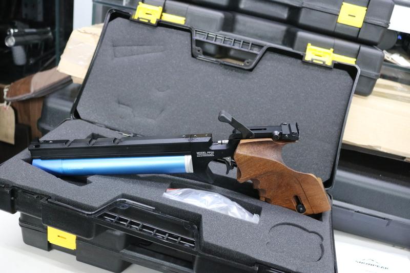 snowpeak PP20 .177  Air Pistols