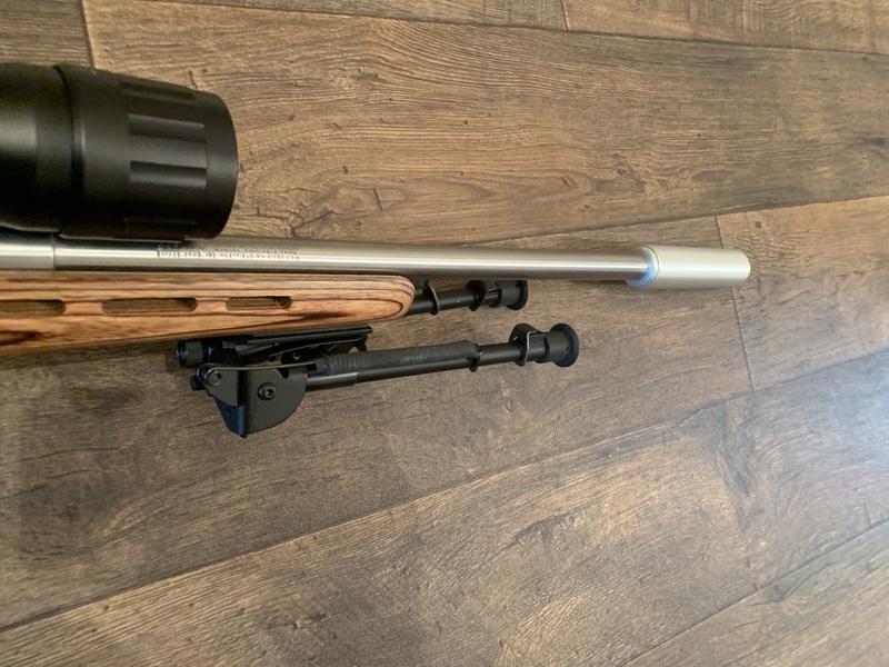 savage 93R17 BTVS Bolt Action .17 17HMR Rifles