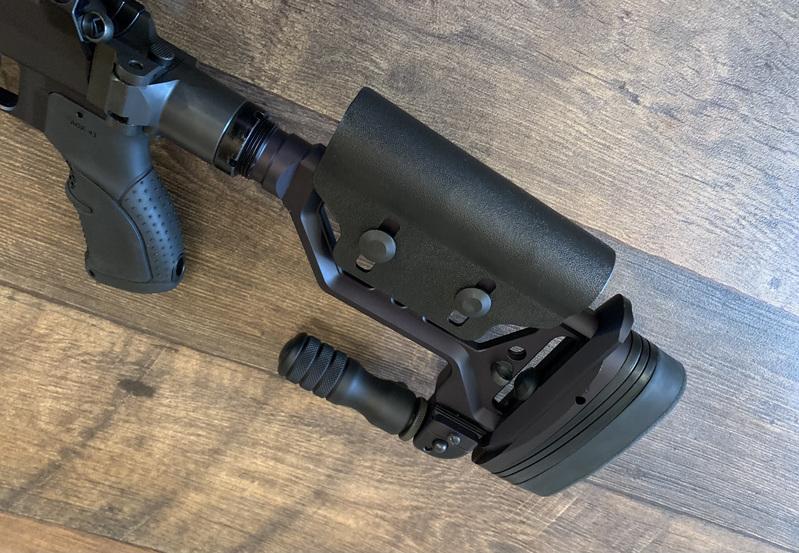 Tikka T3 tac A1 Bolt Action 6.5 mm 6.5 creedmore Rifles