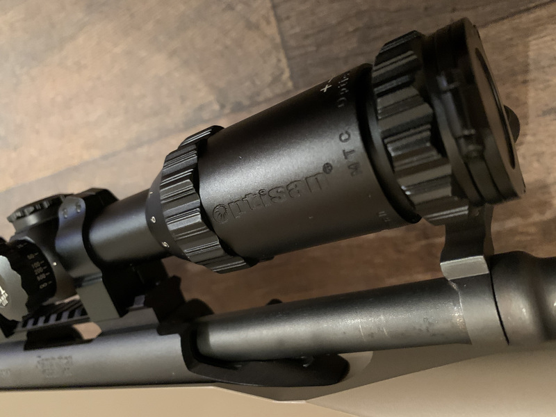 remington 700 mdt  Bolt Action .223  Rifles