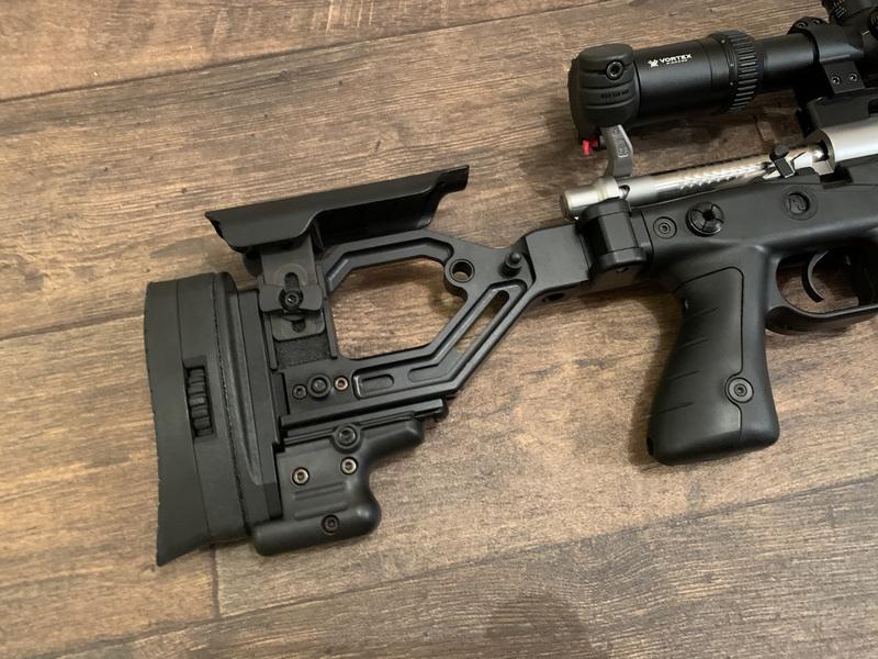 remington 700 AI custom  Bolt Action .308  Rifles