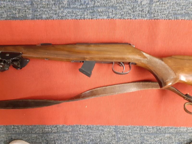 CZ 452-2E-ZKM Bolt Action .22  Rifles