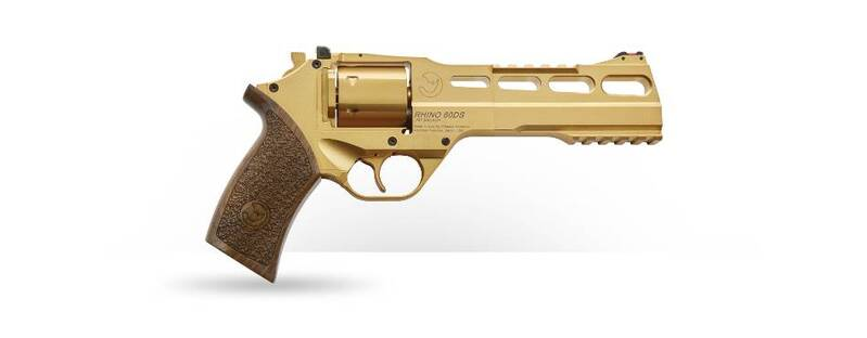 chiappa Gold Rhino .357  Revolver