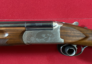 Bettinsoli Mk III Deluxe  12 Bore/gauge  Over and under