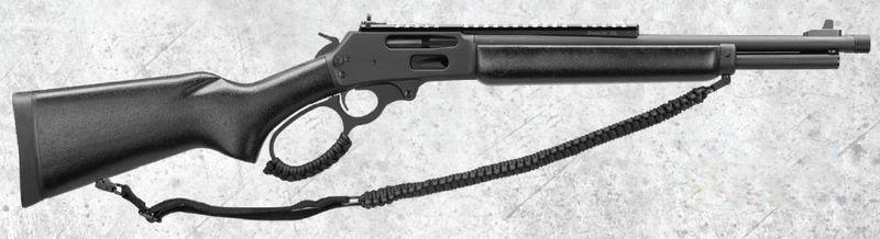 Marlin 336 Dark Lever action .357  Rifles