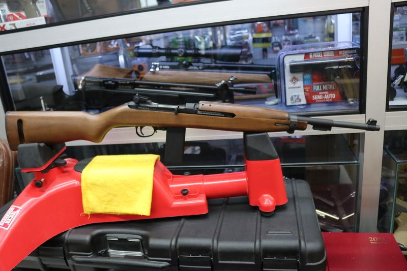 SPRINGFIELD ARMORY M1 .455  Air Rifles
