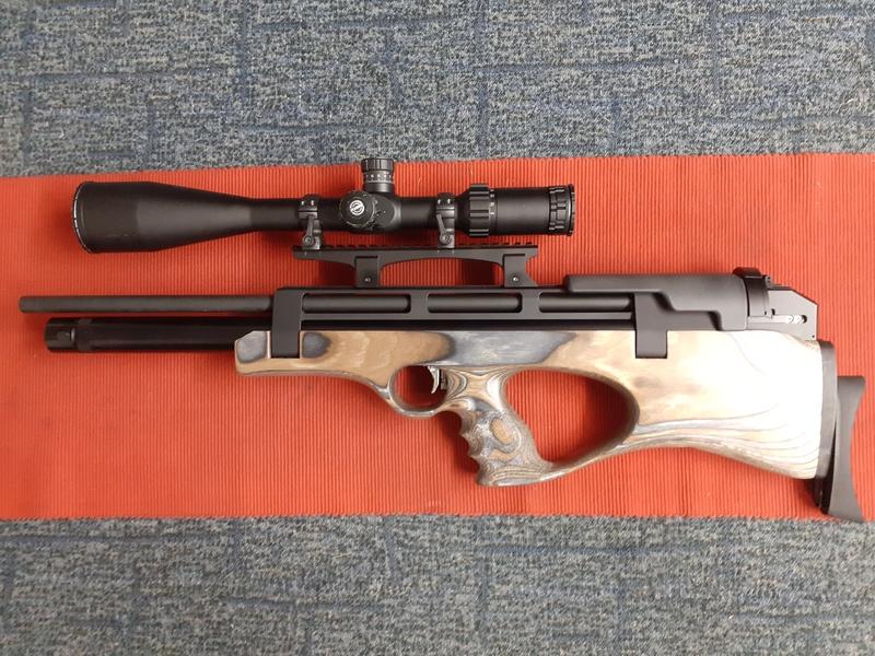 Steyr PRO X BULLPUP .177  Air Rifles