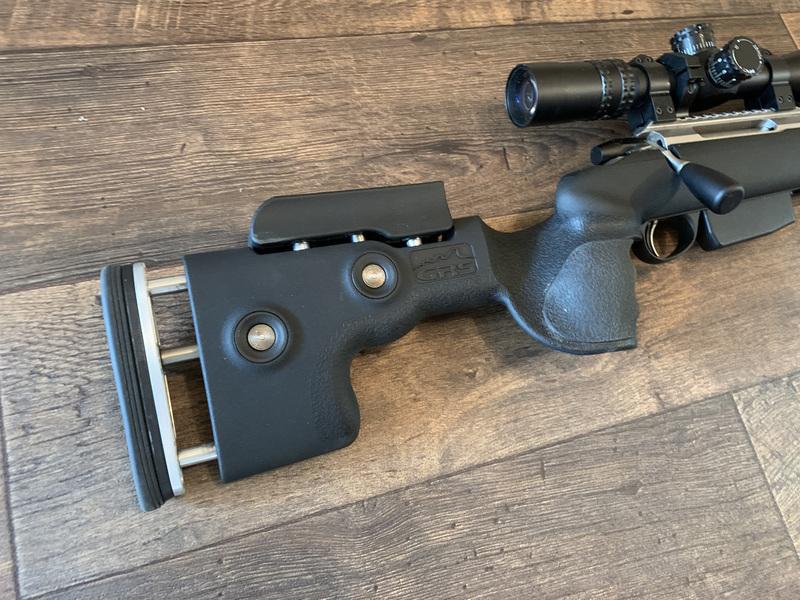 Tikka t3 super varmint Bolt Action 204 ruger  Rifles